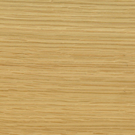 Rift-cut American white oak, natural