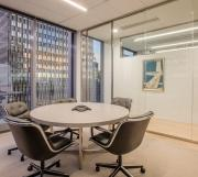 Highline Fifty Round Meeting Table